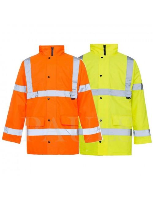 Hi Vis Coats (2 Colours)