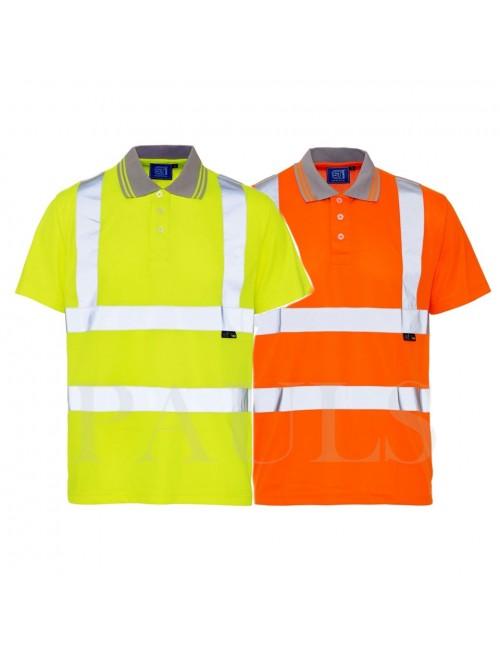 Hi Vis Polo Shirts (2 Colours)