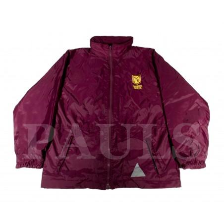 Hamstel Junior Reversible Fleece Jacket