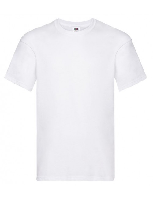 White 'Budget' T Shirt - FOTL