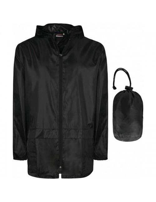 Black Shower Proof Jacket
