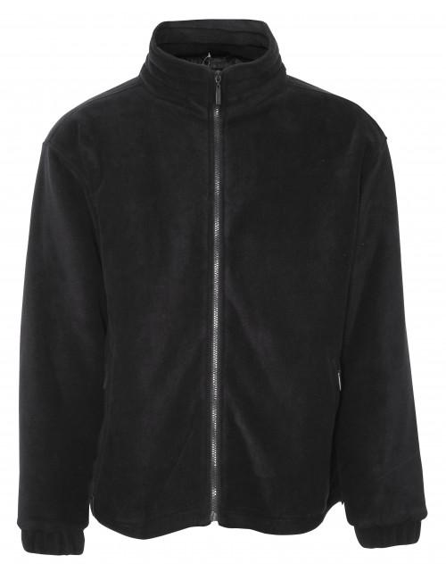 Glen Padded Fleece Jacket