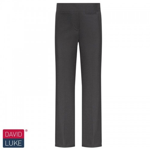 Girls Junior Trousers, Black