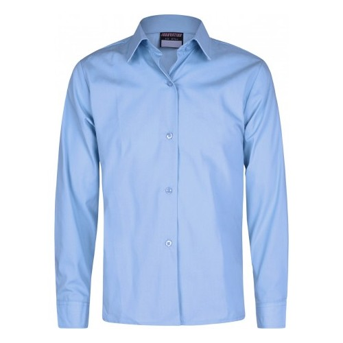 Girls Blue Blouses - Twin...