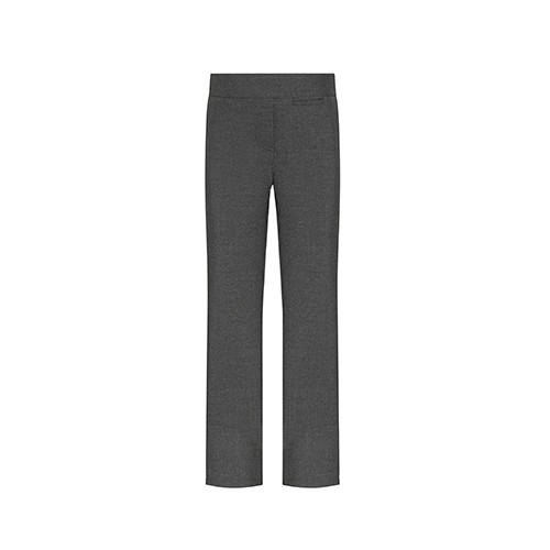 Girls Junior Trousers, Grey