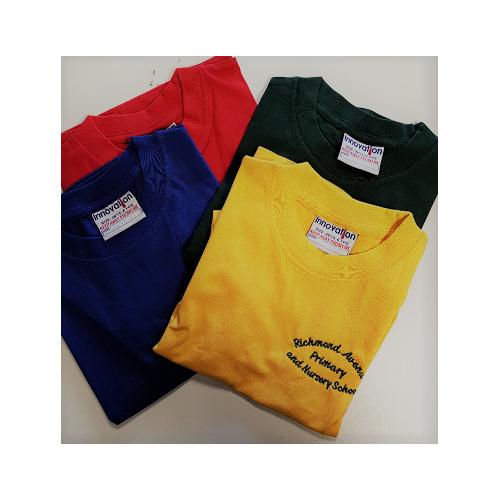 Richmond P.E T Shirts (4...