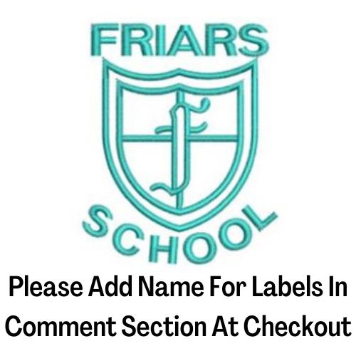 Friars Starter Packs