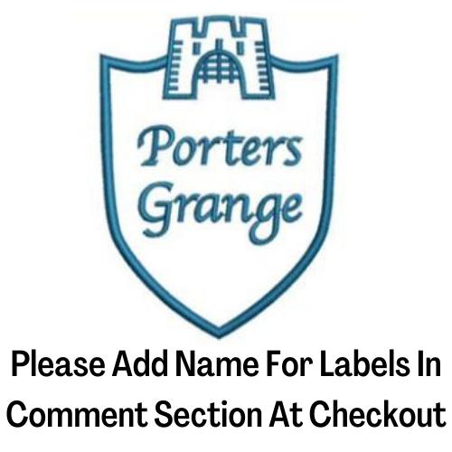Porters Grange Starter Packs