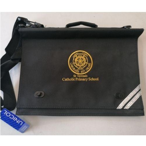 St Teresa's Book Bag (Clasp...