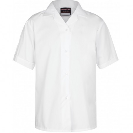 St Bernards Year 11 Twin Pack White Blouse