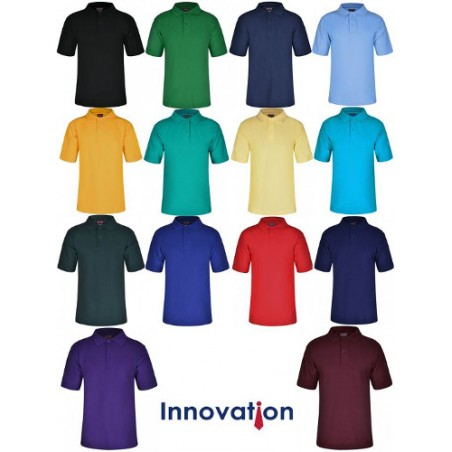 Polo Shirts - 16 Colours