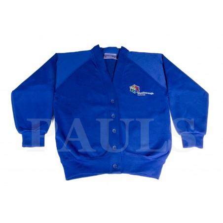 Westborough Academy Sweat Shirt Cardigan