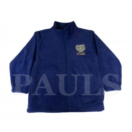 Our Lady of Lourdes Fleece Jacket
