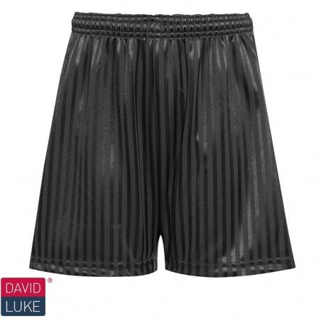 Black Football Shorts