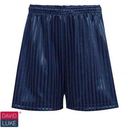 Navy Blue Football Shorts