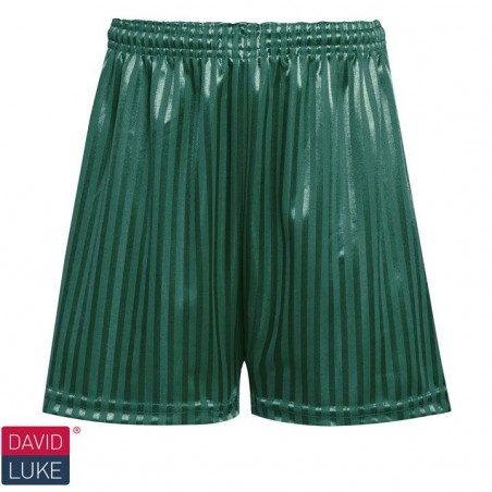 Bottle Green Football Shorts