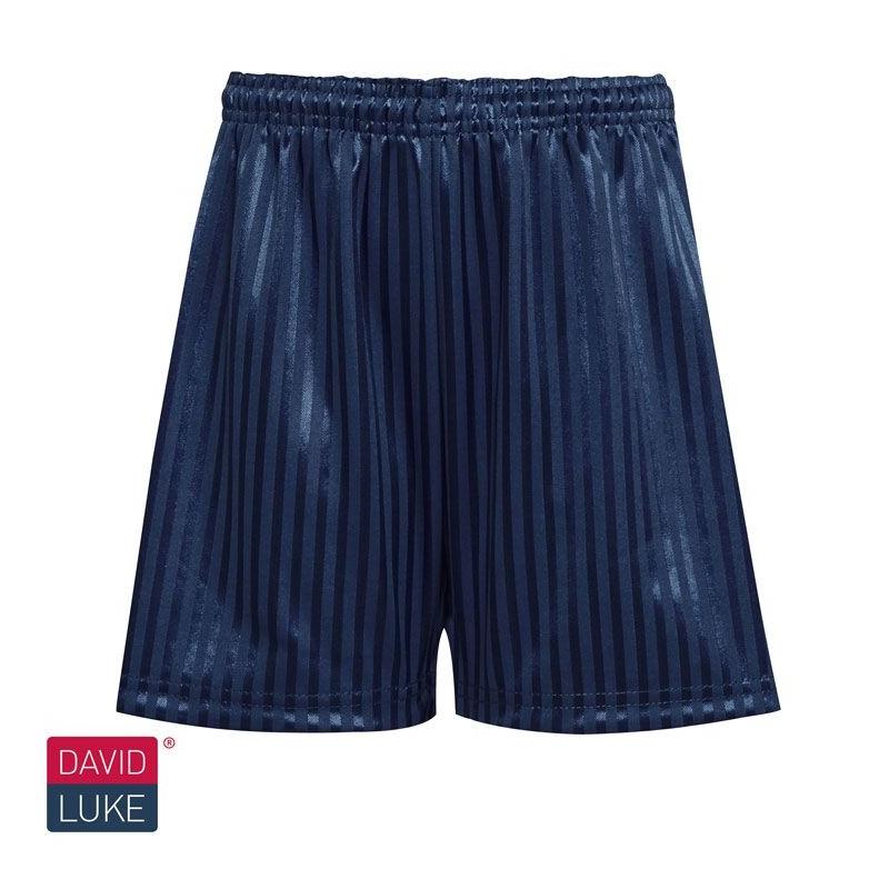 Navy Football Shorts