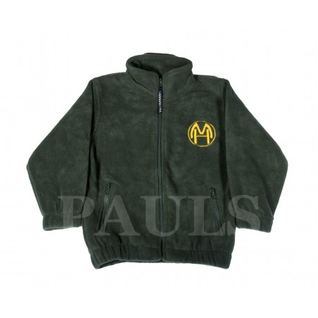 Milton Hall Fleece Jacket