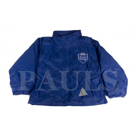 Porters Grange Reversible Fleece Jacket