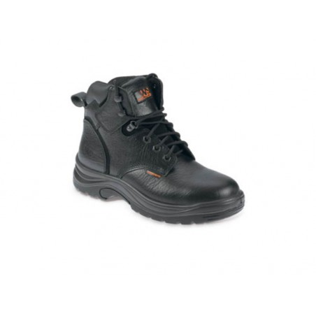 STC Leather Safety Boot (604)