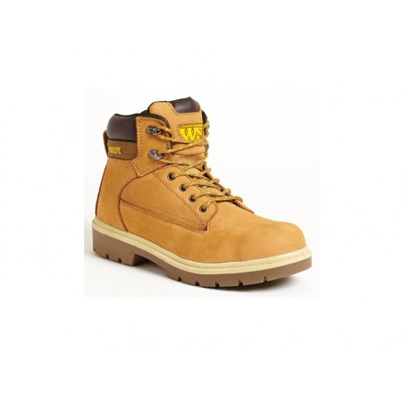 STC Tan Safety Boot (613)