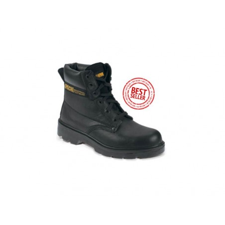 Water Resistant Black STC Boot