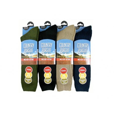 Country Pursuit Socks 6-11