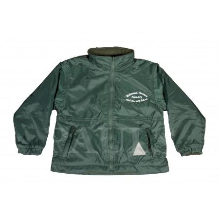 Richmond Avenue Reversible Fleece Jacket