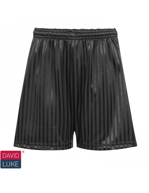 Black Football Shorts