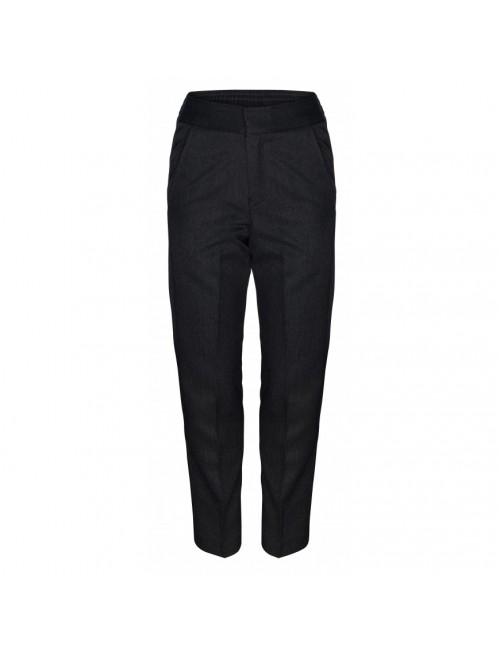 Boys Black Trousers -...