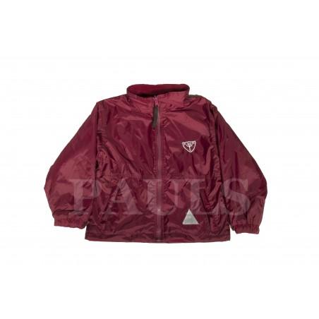 Earls Hall Reversible Fleece Jacket