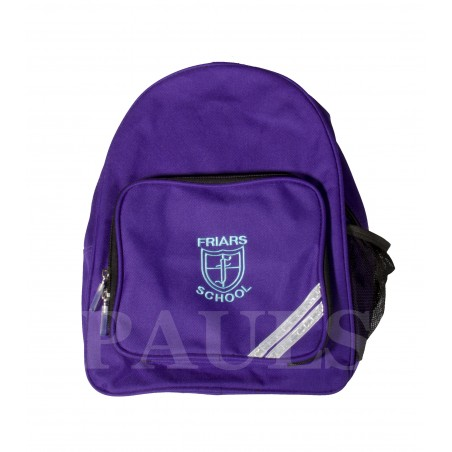 Friars Back Packs