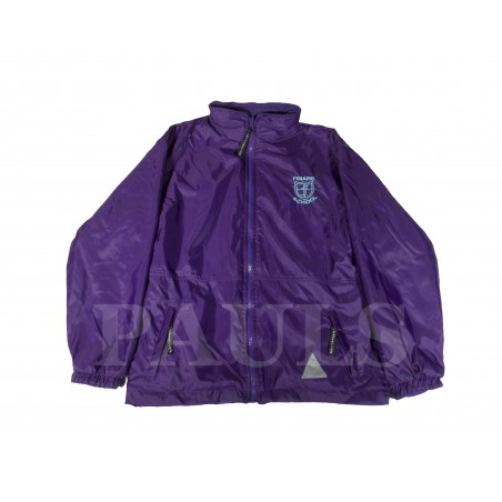 Friars Reversible Fleece Jacket